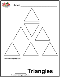 Small Picture Perfect Triangle Coloring Page 98 With Additional Coloring Pages