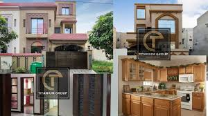5 Marla Double Story House Design 5 Marla Brand New Double Story House For Sale In Bahria