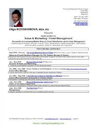 Complex Hotel Management Resume Examples Hotel Management Resume ...