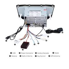 lexus 330 cd player wiring diagram wiring library all in one 2003 2010 lexus rx 300 330 350 400h car stereo