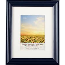 black picture frames. Black Frame With Mat, Lifestyles™ By Studio Décor® Picture Frames