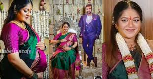 Meghana Raj shares baby shower pics, mom-to-be poses with late husband  Chiranjeevi Sarja's cutout