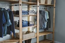 build your own industrial closet