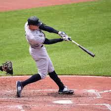 New York Yankees Aaron Judge has most ...