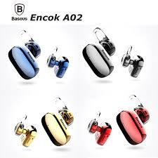 <b>Baseus Encok</b> A02 Bluetooth Headphones A02 Earphones Mini In ...