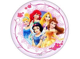 Disney Princess Cake Topper Icing Sheet For Sale In Tallaght Dublin