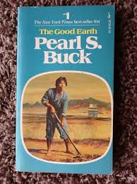 birth and land in the good earth the bookshelf of emily j  the good earth cover color