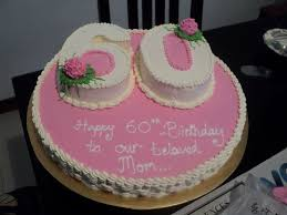 60th Birthday Cake Ideas For Mum Healthy Food Galerry
