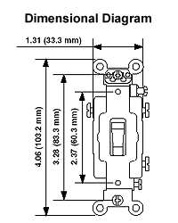 pilot light switch wiring diagram wiring diagram and hernes leviton single pole switch pilot light wiring diagram