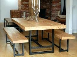 Image Ideas Diy Dining Table Bench Table With Bench Seats Dining Table With Bench Set Small Dining Table Neeltjeme Diy Dining Table Bench Neeltjeme