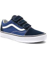 vans 8 5. vans old skool v in blue. - size 9.5 (also 10,10.5 8 5 r