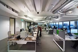 office task lighting. A Number Of Different Interior Types Were Developed Within The Fit-out To Create Choice Office Task Lighting
