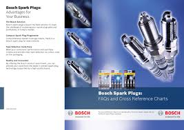 Spark Plug Brand Conversion Chart Publication Bosch Cross Reference Plug Fa_hr By Feixief K