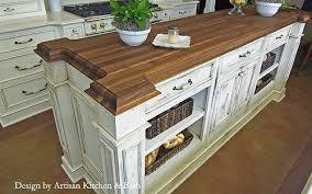 edge grain butcherblock countertops