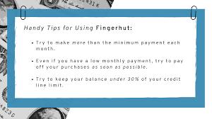 Fingerhut Credit Account Review Get Out Of Debt