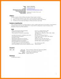 New Resume Format For Freshers It Mba Download Newest 2016 Word