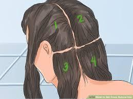 image titled silk press natural hair step 6