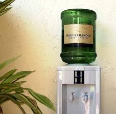 Champagne Vending Machine London Magnificent Turn Up At The Office With This Moët Chandon Water CoolerYou Need