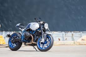 exclusive bmw motorcycles of san francisco creates one off