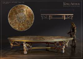 king arthur the round table