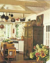 Antique Cupboard Designs Antique Cupboard In Beamed Kitchen Lodge Furniture