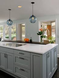 Gray Kitchen Cabinets Wall Color Ideas   Savae.org