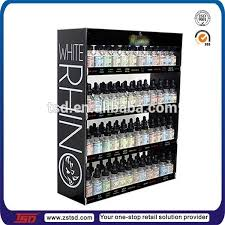 E Liquid Display Stand Tsda100 China Factory E Liquid Display Rack Wholesale E Liquid 3