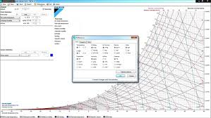 Psychrometric Chart Software Free Download Daikin Psychometrics Diagram Viewer Daikin
