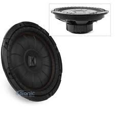 kicker vgl3z18808a ford f150 2015 2017 subwoofer upgrade kicker 43cvt124