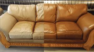 Leather Cleaning For Sofa