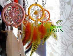 Buy A Dream Catcher Where to buy feathers in PJ Malaysia Green Daun 49