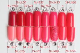 Opiネイル人気色比較ピンク編5 セルフネイルで幸せ時間大人ネイル