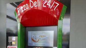 Vending Machines Perth New Vending Machine Pizza Hits Perth PerthNow