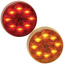 3 4 Led Marker Lights Ebay Maxxima 9 Led Rectangular Light Weight 500 Lumen Work Best