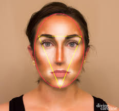 makeup magic lose pounds in minutes with highlighting and contouring