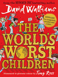 julia eccleshare s book of the month june 2018 ten wickedly funny and wonderfully surreal stories of truly terrible children show best selling david