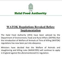 Uk Halal Meat Has Been Illegal Since 1995 Boycott Halal
