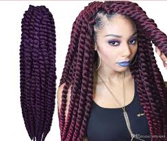 Hair Style With Volume 2017 havana mambo twist extra full volume crochet braid 12braids 2116 by wearticles.com