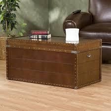 elegant viyet designer furniture tables restoration hardware mayfair steamer trunk desk diy gallery examples antique steamer trunks with restoration