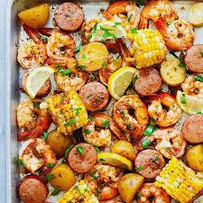 shrimp boil with cajun er the