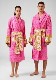 Designer Robes Sale Versace Home Luxury Bathrobes Official Website