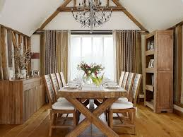 farmhouse dining room ideas. View In Gallery Wood Brings Inviting Warmth To The Farmhouse Kitchen [Design: Sarah Finney Interiors] Dining Room Ideas