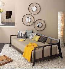 Mirror Wall Decor For Living Room Living Room Orange And Black Interior Artwork Ideas Cool