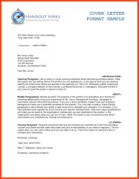 Letter Template For Word Formal Business Letter Template Word Format