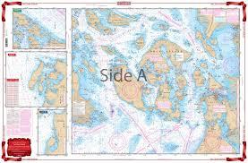 San Juan Islands Navigation Chart 43