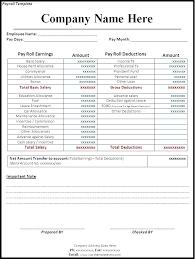 Payroll Calculation Spreadsheet Excel Payroll Calculator Template