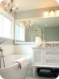 luxury bathroom lighting bathtubs small spaces medium size of