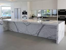 calacatta marble polished calacatta kitchen bench slab