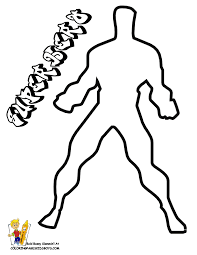 Small Picture Superhero Coloring Pages Printable Coloring Book of Coloring Page