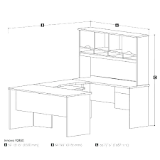 office desk depth. Standard Desk Size Office Sizes Dimensions St Depth Mm T